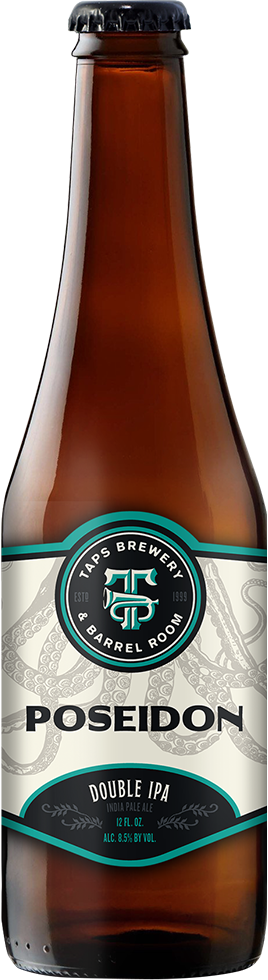 TAPS Poseidon IIPA Bottle