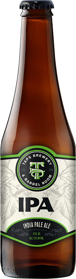 TAPS IPA Bottle
