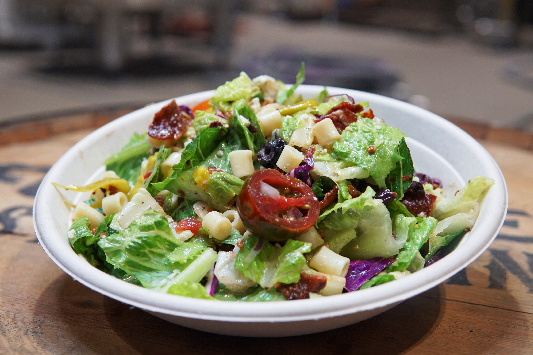 Chi-Town Papi's Chopped Salad